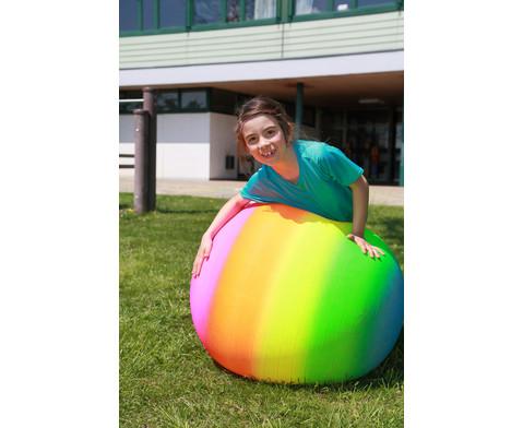 Regenbogen-Gymnastikball  1 m-7