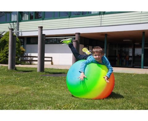 Regenbogen-Gymnastikball  1 m-8