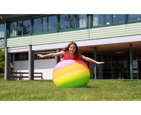 Regenbogen-Gymnastikball  1 m-9