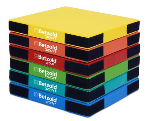 Regenbogen-Matten-Set 6 Stueck-10