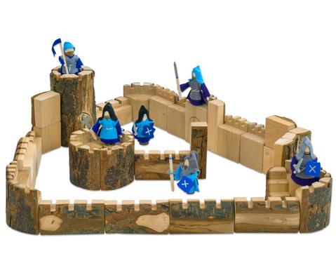 Ritter 6er-Set blau-6