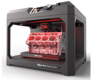 MakerBot Replicator+, 3D-Drucker