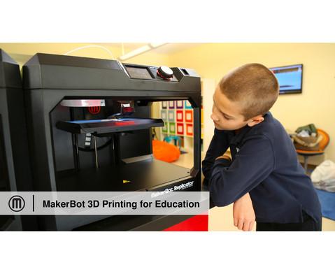 MakerBot Replicator 3D-Drucker-9