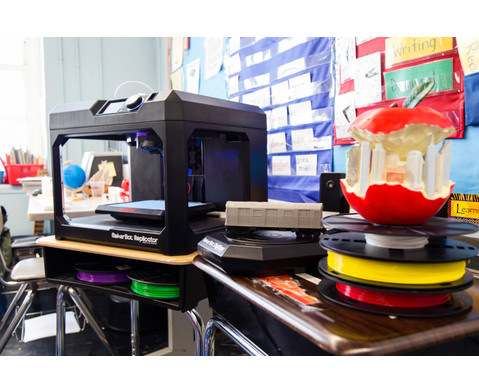 MakerBot Replicator 3D-Drucker-10