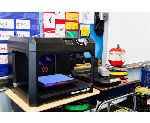 MakerBot Replicator 3D-Drucker-12