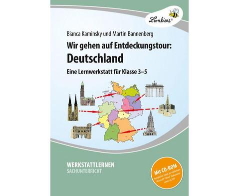 Lernwerkstatt Wir gehen auf Entdeckungstour Deutschland-6