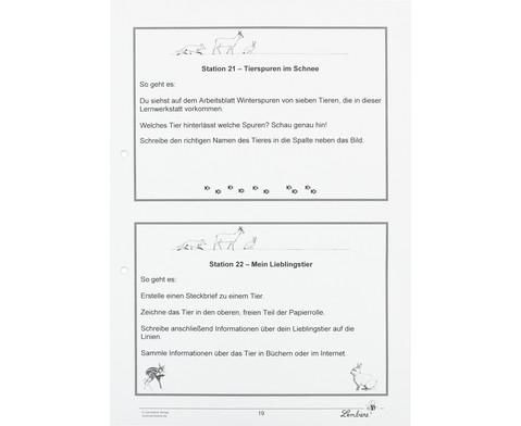 Lernwerkstatt Tiere im Winter-11