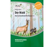 Lernwerkstatt: Der Wald, mit CD-ROM