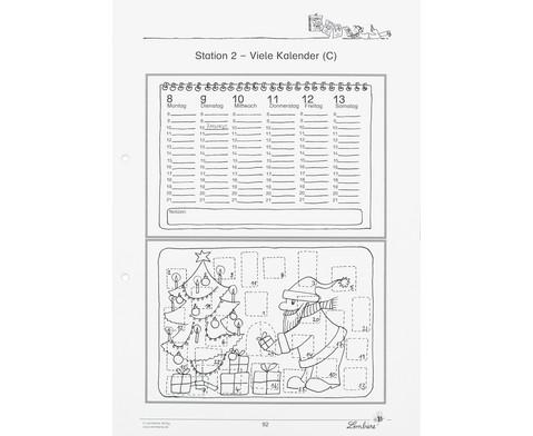 Lernwerkstatt Der Kalender - mein Wegweiser durchs Jahr-11