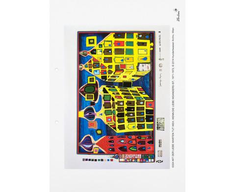 Die Kunst-Mappe Hundertwasser-8