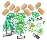 Bäume bestimmmen leicht gemacht mit Holzaufstellern