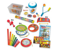 Die Musik-Kiste für den Kindergarten