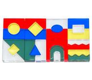 Acryl Bausteine, 25 Stück