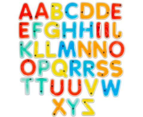 Buntes Grossbuchstaben-Set fuer den Lichttisch-4