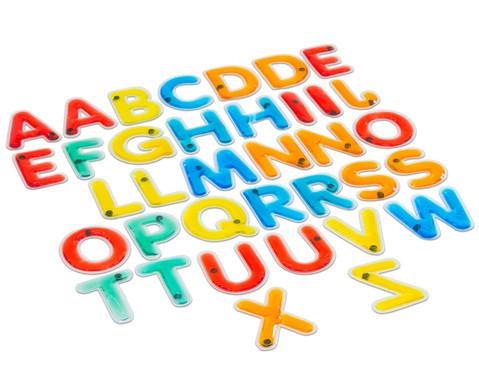 Buntes Grossbuchstaben-Set fuer den Lichttisch-7