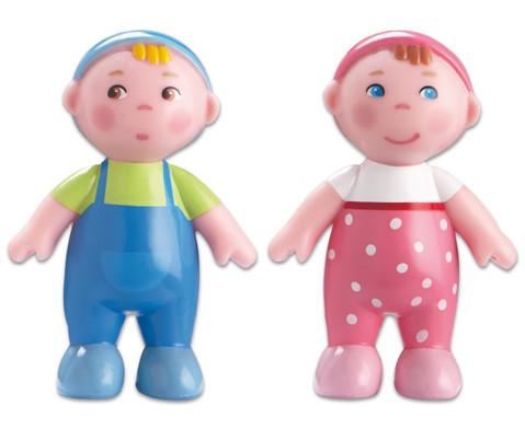 Biegepuppen  Babys Marie und Max-1