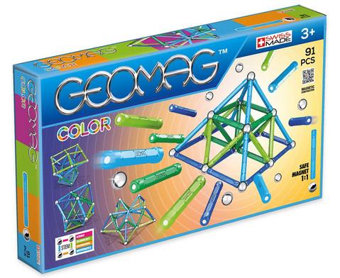 GEOMAG Color 91 Konstruktions-Set