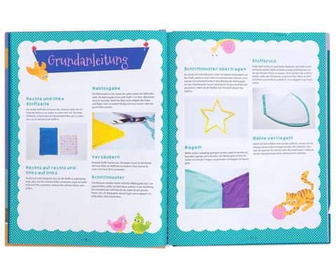 Buch Naehen lernen auf Papierboegen-4
