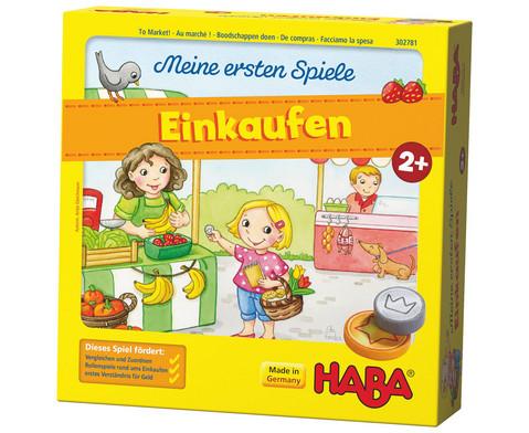 HABA Meine ersten Spiele - Einkaufen