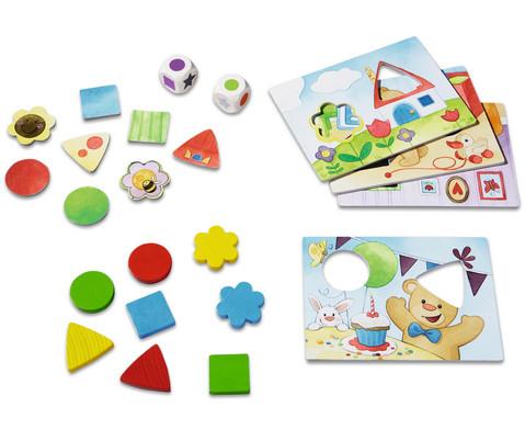Meine ersten Spiele - Teddys Farben und Formen-1