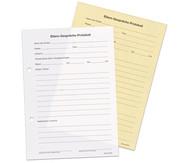 Eltern-Gesprächs-Protokoll, DIN A5, Block mit 50 Blatt und Durchschlag