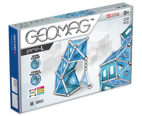 GEOMAG PRO-L 110 Geometrische Formen und Figuren bauen
