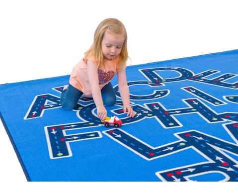 Teppich Buchstaben-Autobahn-2