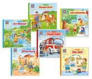 Was ist Was Kindergarten Bücherset