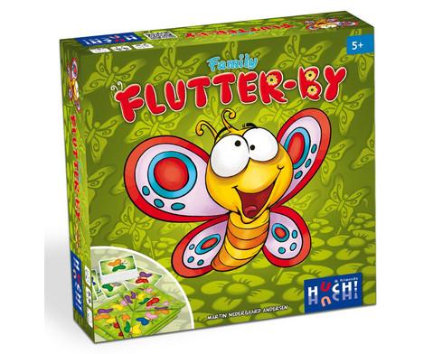 Family Flutter-By - Faltspiel