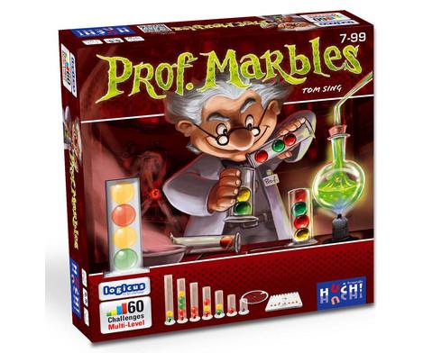 Prof Marbles - kniffliges Logikspiel