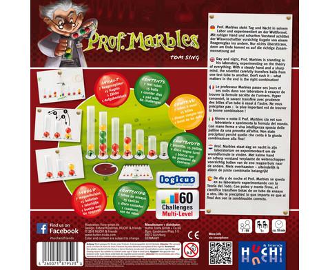 Prof Marbles - kniffliges Logikspiel-5