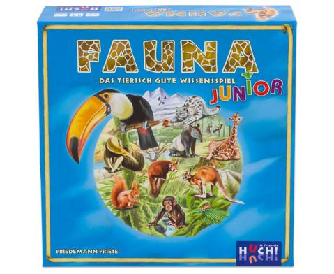 Fauna Junior - Das tierisch gute Wissensspiel Junior-1