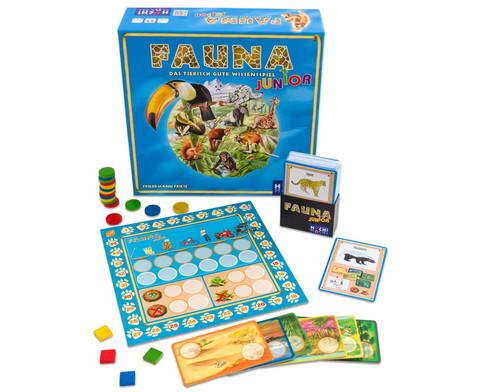 Fauna Junior - Das tierisch gute Wissensspiel Junior-3