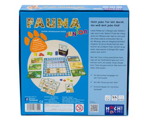Fauna Junior - Das tierisch gute Wissensspiel Junior-2