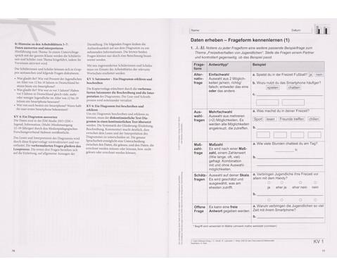 DaZ fuer den Fachunterricht - Mathematik Klasse 5-10-7