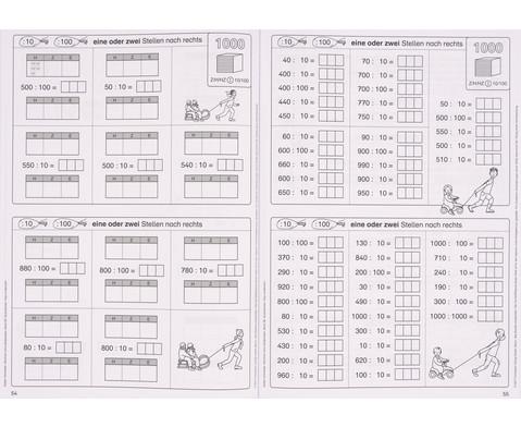 Rechnen ohne Stolperstein - Zahlenraum bis 1000 Band 5B-4