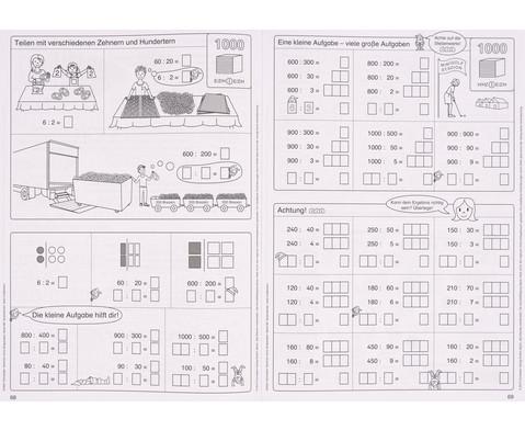 Rechnen ohne Stolperstein - Zahlenraum bis 1000 Band 5B-5