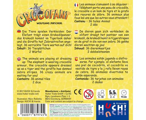 Crocofant - Memo-4