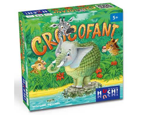 Crocofant - Memo-5