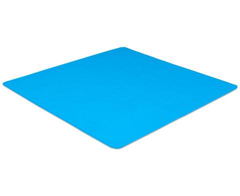 Kurzflor-Teppich 2 x 2 m-2