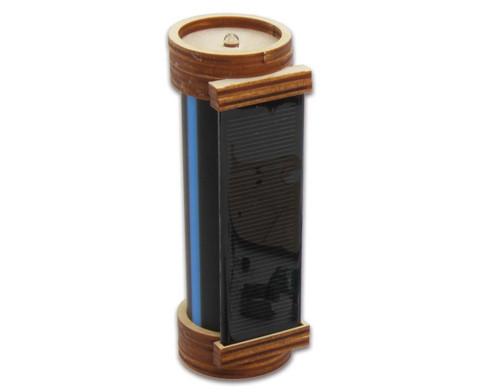 Wasserrohr-Solar-Taschenlampe Loetbausatz