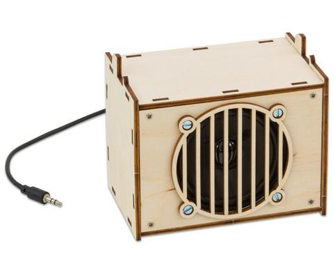 Lautsprecher Loetbausatz-3