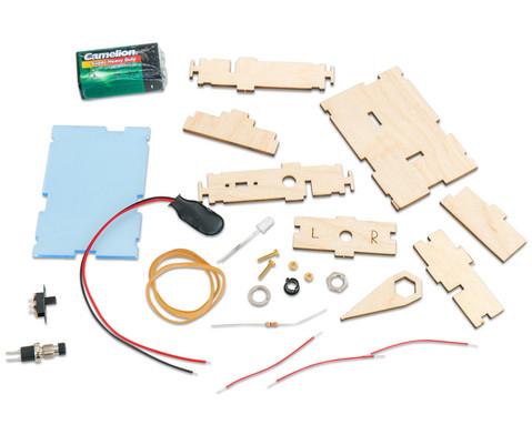 Einsteiger Loetbausatz Taschenlampe-2