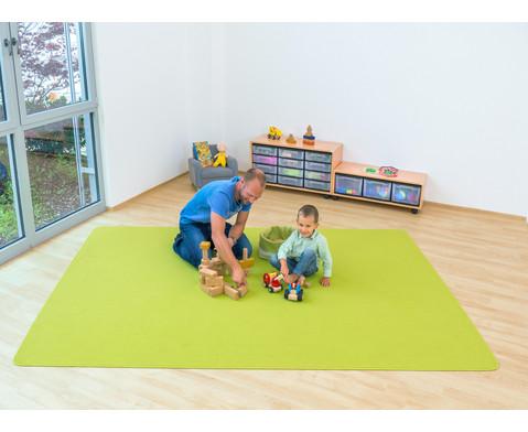 Kurzflor-Teppich 2 x 29 m-6