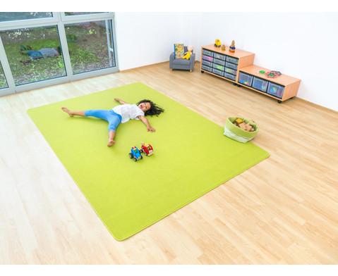 Kurzflor-Teppich 2 x 29 m-7