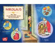 Bildkarten: Nikolaus