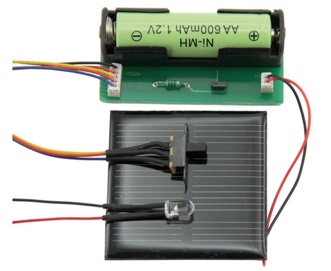 edumero Lade-Elektronik EasyLight
