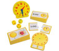 Uhrzeit Aktivitäts-Set