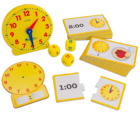 Uhrzeit Aktivitaets-Set-2