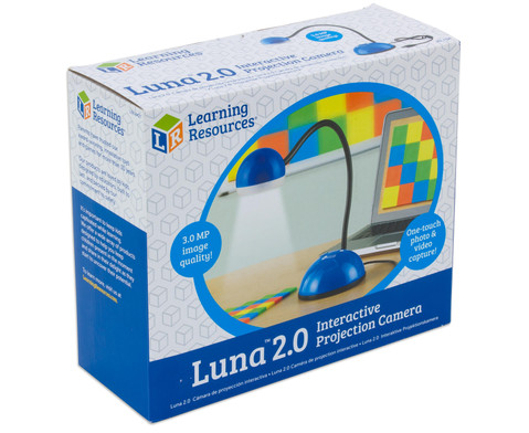 Objektkamera Luna 20 Interactive Projection Camera-2
